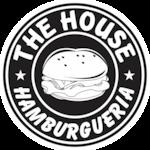 Logotipo The House Hamburgueria 24 Hrs
