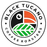 Logotipo Black Tucano Coffee Roasters