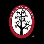 Logotipo Cassava Roots Portal San Angel