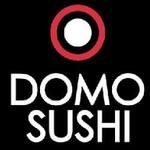 Logotipo Mr. Domo Sushi