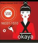 Logotipo Okaya