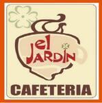 Logotipo Cafeteria El Jardin