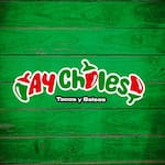 Logotipo ¡Ay Chiles!