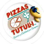 Logotipo Pizzas Tutulli Nopalera