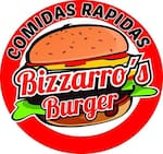 Logotipo Bizzarro´s Burger