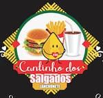 Logotipo Cantinho dos Salgados Delivery