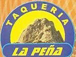 Logotipo Taquería La Peña