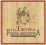 Logotipo Tacos Fonda Argentina Express