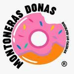 Logotipo Montoneras Donas Suc, Price center vallejo