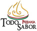 Logotipo Pizzaria Todo Sabor