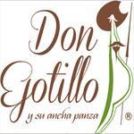 Logotipo Don Ejotillo Y Su Ancha Panza