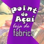 Logotipo Point do Açaí - Loja de Fábrica