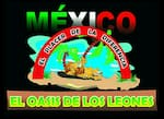 Logotipo El Oasis de los Leones