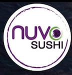Logotipo Nuvo Sushi Claveria