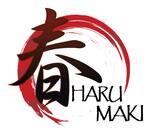 Logotipo Haru Maki