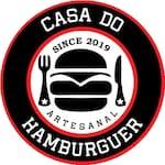 Logotipo Casa do Hambúrguer Artesanal