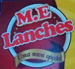 Logotipo M.e Lanchonete