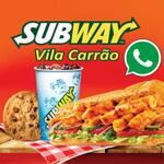 Logotipo Subway - Carrão