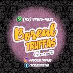 Logotipo Boreal Truffas Gourmet
