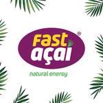 Logotipo Fast Açaí Jardim América