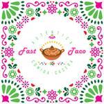 Logotipo Fast taco.