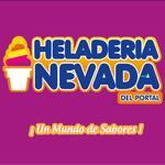 Logotipo Heladeria Nevada