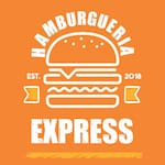 Logotipo Hamburgueria Express