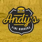 Logotipo Andys - Hamburgueria Artesanal
