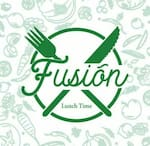 Logotipo Fusion Lunch Time