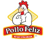 Logotipo Pollo Feliz Camarones