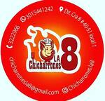 Logotipo Chicharrones la 8