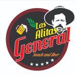 Logotipo Las Alitas de mi General