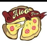 Logotipo Aloo Pizza