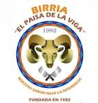 Logotipo Birria el Paisa de la Viga