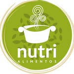 Logotipo Nutri - Industria e Comercio de Alimento