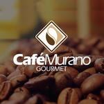 Logotipo Café Murano