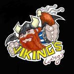 Logotipo Viking´s Wing's