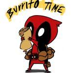 Logotipo Burritos Time
