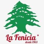 Logotipo La Fenicia Since 1963 Sucursal Plaza San