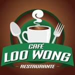 Logotipo Café Loo Wong
