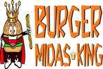 Logotipo BURGER MIDAS KING