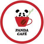 Logotipo Panda Café