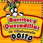 Logotipo Burritos Villa Ahumada  Dosto