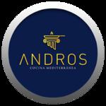 Logotipo Andros Cocina  By Franco Basile