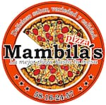 Logotipo Mambila´s Pizza