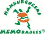 Logotipo Hamburguesas MEMOrables