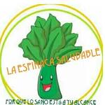 Logotipo La Espinaca Saludable
