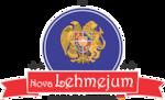 Logotipo Nova Lehmejum Casa da Esfiha