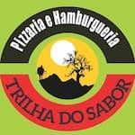 Logotipo Pizzaria Trilha do Sabor