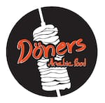 Logotipo Doners Arabic Food